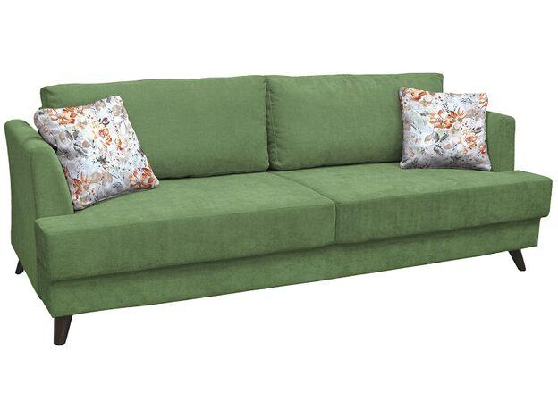 Диван-кровать Дамаск арт. ТД-211 зеленый