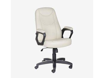 Кресло Амиго 511 ультра кожзам бежевый
