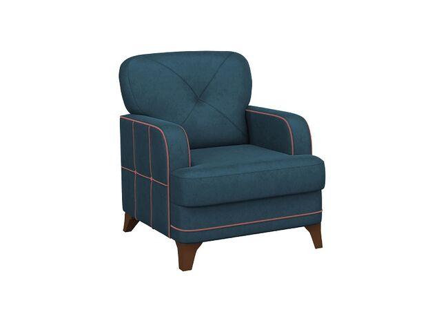 Кресло для отдыха Черри арт. ТД-176 темный деним