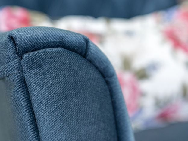 Кресло для отдыха Ирис арт. ТД-964 синий