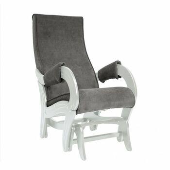 Кресло-глайдер модель 708 Verona Antrazite grey дуб шампань