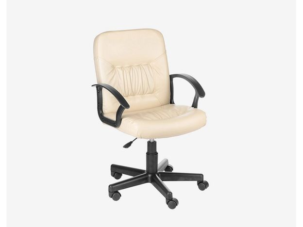 Кресло компьютерное Чип бежевый