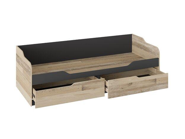 Кровать с 2 ящиками Кристофер ТД-328.12.01