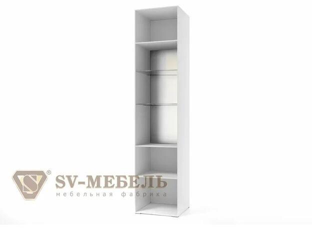 Пенал-витрина Соло СВ ШхВхГ 450х2020х436 мм