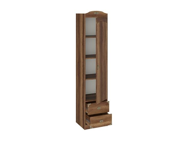 Шкаф комбинированный для белья с иллюминатором Навигатор СМ-250.07.21 ШхВхГ 470х2161х434 мм