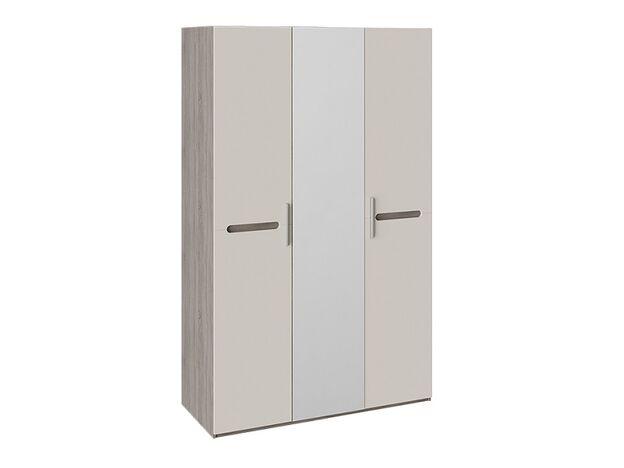 Шкаф комбинированный с 3 дверями Фьюжн ТД-260.07.43 Бежевый-Дуб Сонома трюфель ШхВхГ 1343х2181х580 мм