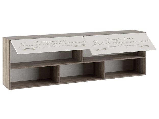 Шкаф настенный Брауни ТД-313.12.21 ШхВхГ 2044х633х344 мм