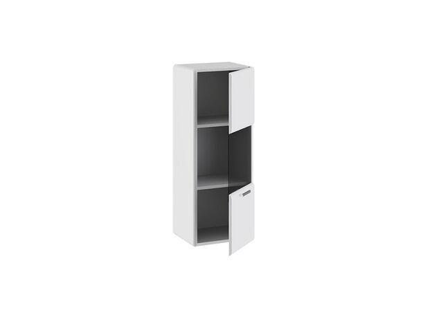 Шкаф настенный Наоми Белый глянец ТД-208.07.27 ШхВхГ 368х960х290 мм