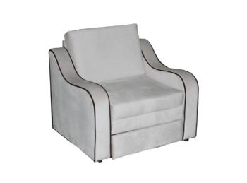 Кресло-кровать Дублин-2 сафари крем-сафари дарк браун