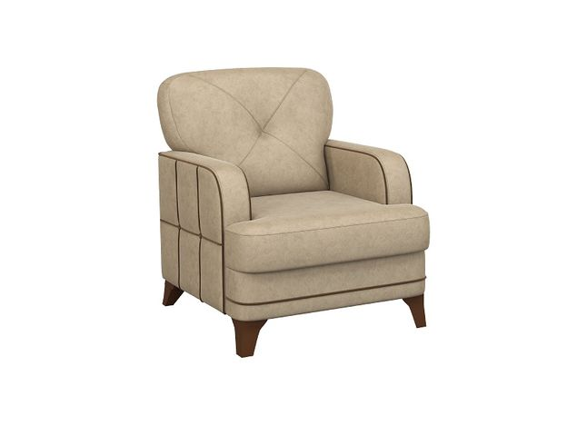 Кресло для отдыха Черри арт. ТД-180 песочный